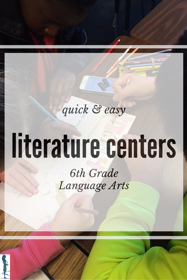 literature centers