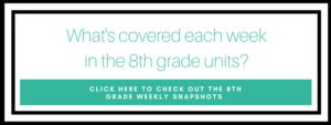 CLICK HERE for the 8th Grade Snapshots
